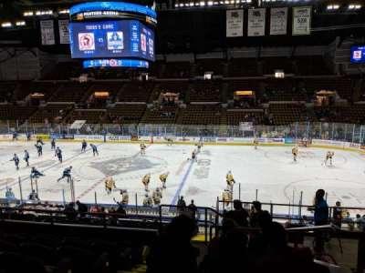 UW-Milwaukee Panther Arena, section: 306, row: 6, seat: 12