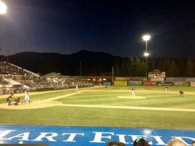 LoanMart Field, section: Super Box 11, row: J, seat: 16
