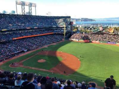 AT&T Park, section: 305, row: 10, seat: 1