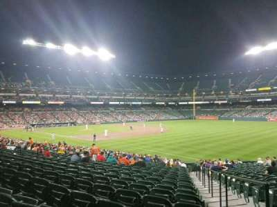 Oriole Park at Camden Yards, section: 10, row: 27, seat: 1