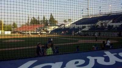 LoanMart Field, section: SB10, row: F, seat: 16