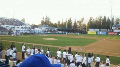 LoanMart Field, section: Field Box 13, row: J, seat: 1