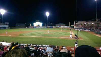 UPMC Park, section: 209, row: CC, seat: 1