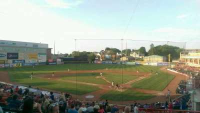 UPMC Park, section: 207, row: QQ, seat: 3