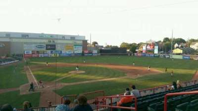 UPMC Park, section: 205, row: HH, seat: 3