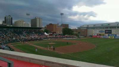 UPMC Park, section: Party Deck, row: K, seat: 7