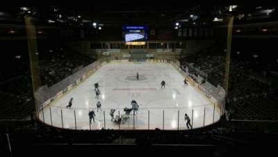 Erie Insurance Arena, section: STE311, row: A, seat: 4