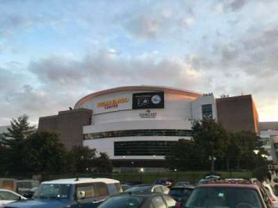 Wells Fargo Center section EXTERIOR