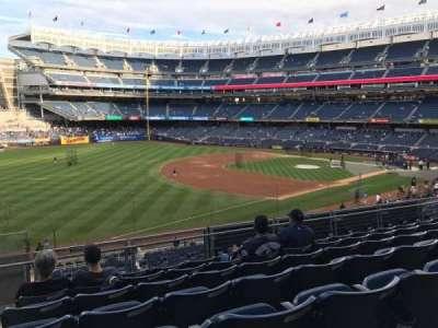 Yankee Stadium, section: 228, row: 7, seat: 22