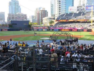 PETCO Park section PCD