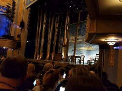 Gerald Schoenfeld Theatre, section: Orch, row: H, seat: 22