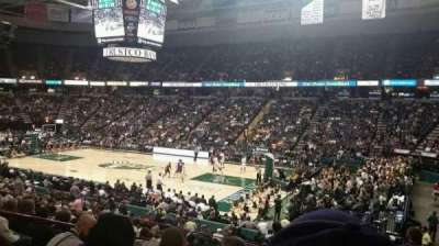Times Union Center, section: 102, row: R, seat: 8