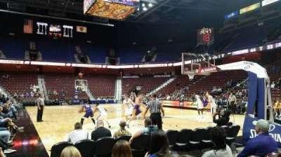 Mohegan Sun Arena, section: 21, row: D, seat: 7