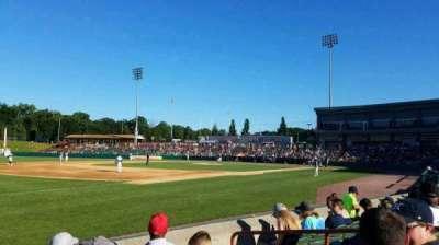 Joseph L. Bruno Stadium, section: 270, row: E, seat: 5