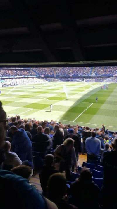 Stamford Bridge, section: U10, row: EE, seat: 0302