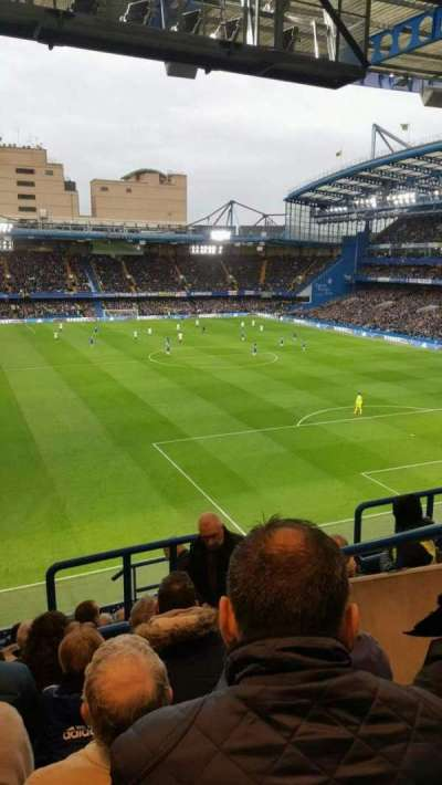 Stamford Bridge, section: 14, row: k, seat: 151