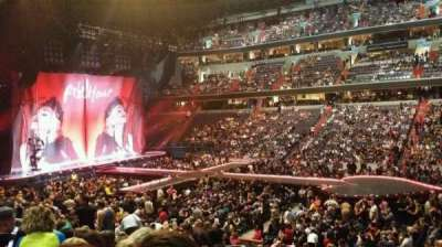 Capital One Arena, section: 101, row: t, seat: 15