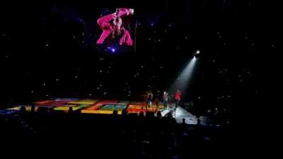 Royal Farms Arena, section: 108, row: h, seat: 10