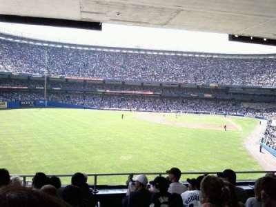 Old Yankee Stadium, section: loge