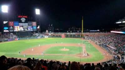 AT&T Park section 220