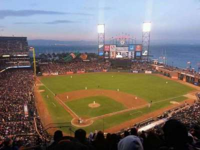 AT&T Park, section: 313, row: 10, seat: 15