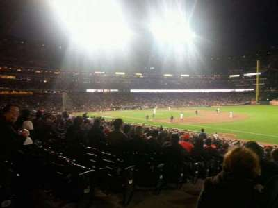 AT&T Park, section: 102, row: 31, seat: 9