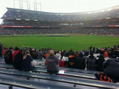 AT&T Park section 142