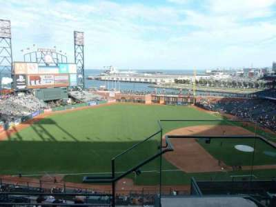AT&T Park section 326