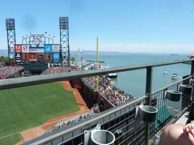 AT&T Park section 304