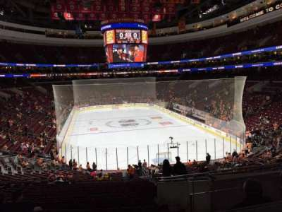 Wells Fargo Center section cc118