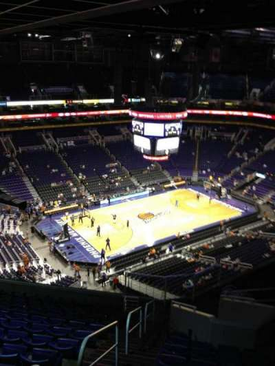 Talking Stick Resort Arena, section: 222, row: 14, seat: 20