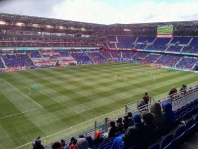Red Bull Arena, section: 229, row: 14, seat: 25