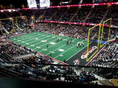 Quicken Loans Arena, section: 230, row: 1, seat: 3