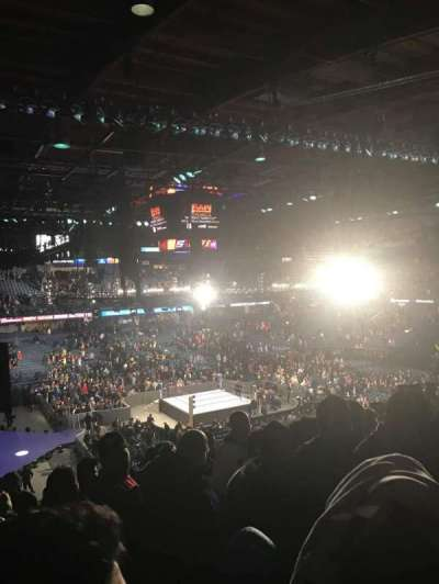 Allstate Arena, section: 216, row: q , seat: 49