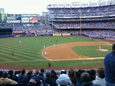 Old Yankee Stadium, section: 122, row: 10, seat: 8