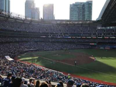 Rogers Centre, section: 214L, row: 8, seat: 102
