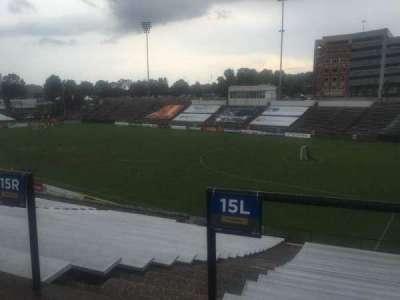 American Legion Memorial Stadium, section: 2, row: CC, seat: 11
