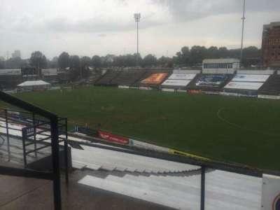 American Legion Memorial Stadium, section: 4, row: EE, seat: 7