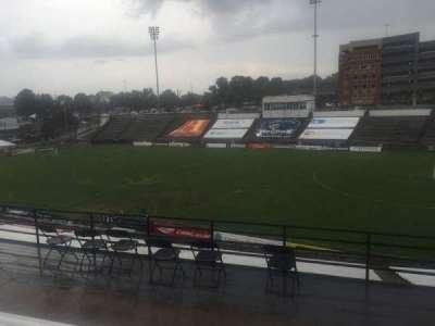 American Legion Memorial Stadium, section: 5, row: HH, seat: 7
