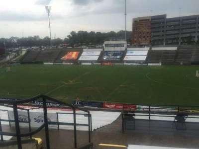 American Legion Memorial Stadium, section: 6, row: KK, seat: 7