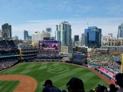 PETCO Park, section: ur315, row: 25, seat: 12