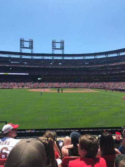 Busch Stadium, section: 172, row: 4, seat: 15