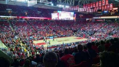 Xfinity Center (Maryland), section: 125, row: 18, seat: 18