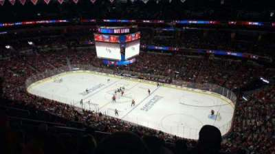 Capital One Arena, section: 420, row: K, seat: 10