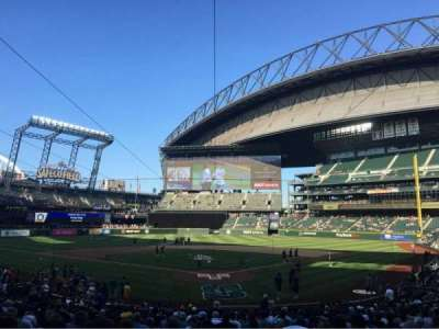 Safeco Field, section: 131, row: 26, seat: 8