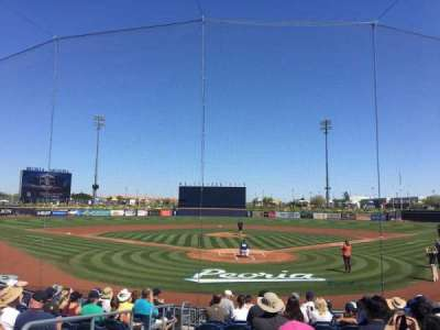 Peoria Sports Complex, section: 100, row: N, seat: 12
