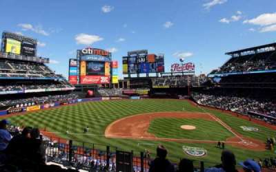 Citi Field, section: 326, row: 4, seat: 10