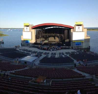 Jones Beach Theater, section: Suite 2, row: 1, seat: 1