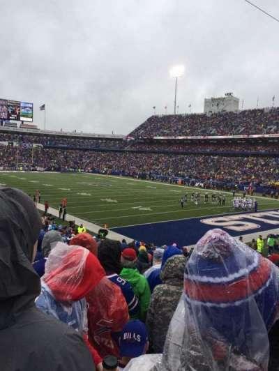 New Era Field, section: 126, row: 27, seat: 13