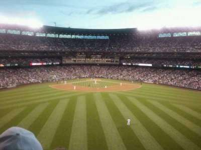 Safeco Field, section: 192, row: 15, seat: 9